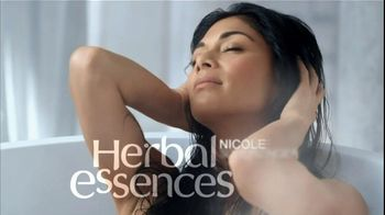 Herbal Essences TV Spot, 'Honey I'm Strong' Featuring Nicole Scherzinger