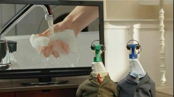 Mr. Clean Magic Eraser Extra Power TV Spot, 'Anchors' - Thumbnail 2
