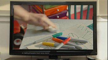 Mr. Clean Magic Eraser Extra Power TV Spot, 'Anchors' - Thumbnail 3