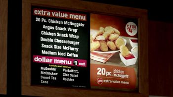 McDonald's 20-Piece McNuggets TV Spot, 'Flirting' Featuring Gregory White - Thumbnail 6