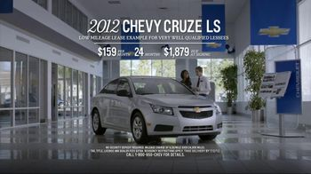 Chevrolet Cruze Eco TV Spot, 'Pronunciation' - Thumbnail 7