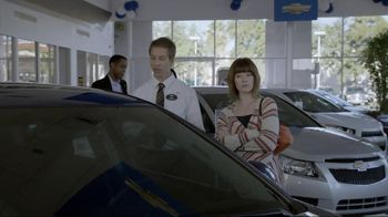 Chevrolet Cruze Eco TV Spot, 'Pronunciation' - Thumbnail 2
