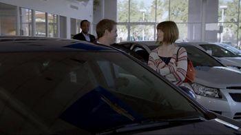 Chevrolet Cruze Eco TV Spot, 'Pronunciation' - Thumbnail 3