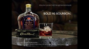 Crown Royal TV Spot For Black Whisky