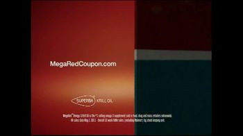 Schiff TV Spot For MegaRed Krill Oil - Thumbnail 6