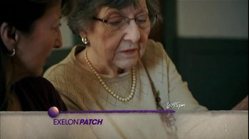 Exelon Patch TV Spot, 'A Day at a Time'