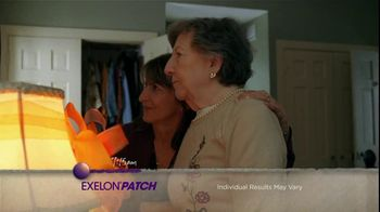 Exelon Patch TV Spot, 'A Day at a Time' - Thumbnail 4