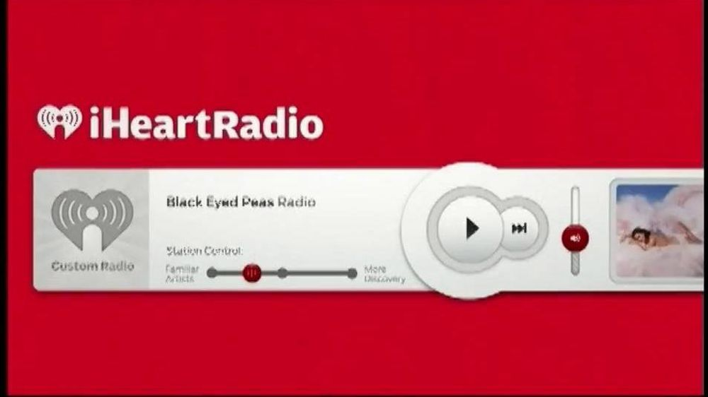 iHeartRadio TV Commercial For Create and Share - Video