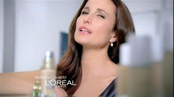 L'Oreal Visible Lift Serum Absolute Makeup TV Spot Feat. Andie MacDowell - Thumbnail 1