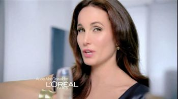 L'Oreal Visible Lift Serum Absolute Makeup TV Spot Feat. Andie MacDowell