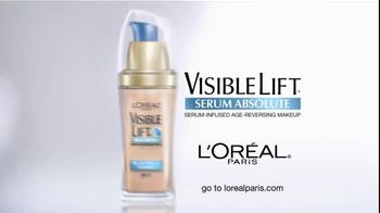 L'Oreal Visible Lift Serum Absolute Makeup TV Spot Feat. Andie MacDowell - Thumbnail 4