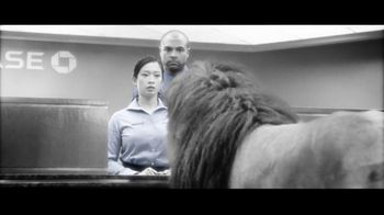 Chase Quick Deposit TV Spot, 'Zoo' - 317 commercial airings