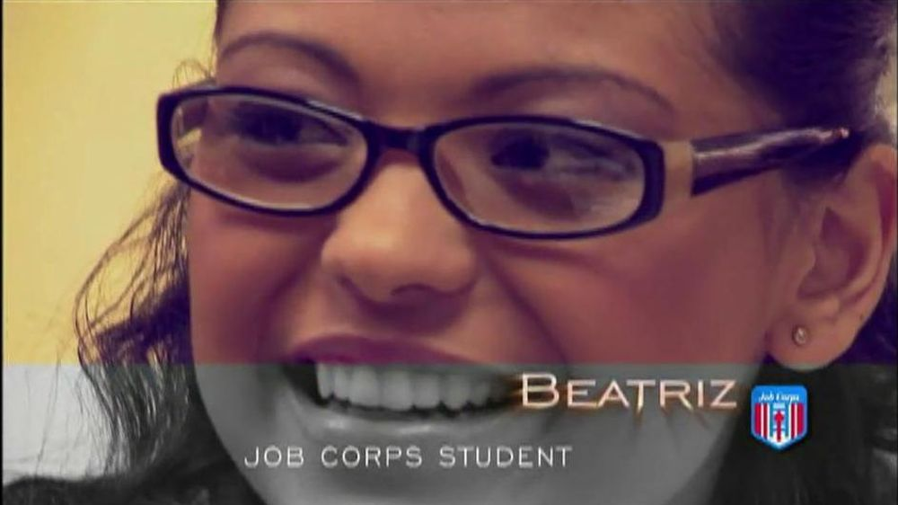 Job Corps TV Commercial For Education and Training Programs