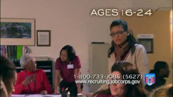Job Corps TV Spot For Education and Training Programs - Thumbnail 2