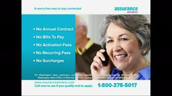 Assurance Wireless TV Spot, 'Keep in Touch' - Thumbnail 9