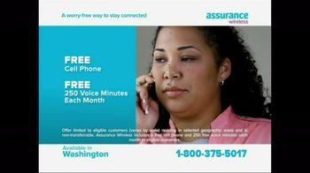 Assurance Wireless TV Spot For Phone Plans