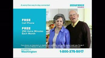 Assurance Wireless TV Spot, 'Keep in Touch' - Thumbnail 2