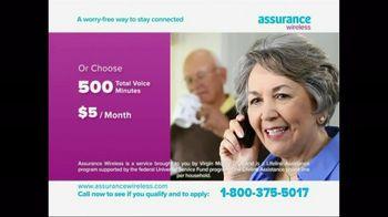 Assurance Wireless TV Spot, 'Keep in Touch' - Thumbnail 3