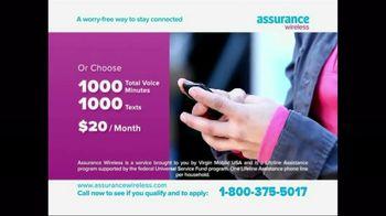 Assurance Wireless TV Spot, 'Keep in Touch' - Thumbnail 4