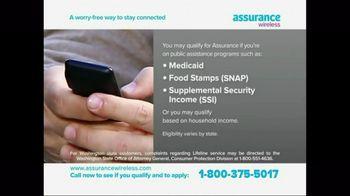 Assurance Wireless TV Spot, 'Keep in Touch' - Thumbnail 7