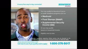 Assurance Wireless TV Spot, 'Keep in Touch' - Thumbnail 8
