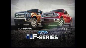 Ford F-Series Trucks TV Spot, 'Fuel Efficiency' - Thumbnail 3