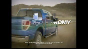 Ford F-Series Trucks TV Spot, 'Fuel Efficiency' - Thumbnail 4