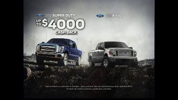 Ford F-Series Trucks TV Spot, 'Fuel Efficiency' - Thumbnail 6