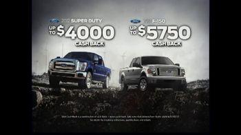 Ford F-Series Trucks TV Spot, 'Fuel Efficiency' - Thumbnail 7