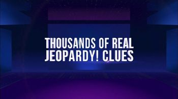 Sony Pictures TV Spot For Jeopardy Tablet App - Thumbnail 6
