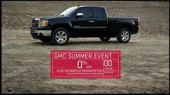 GMC TV Spot For GMC Summer Event - Thumbnail 7