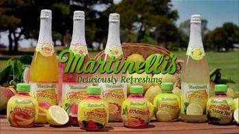 Martinelli's TV Spot For Sparkling Lemonade