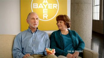 Bayer TV Spot For Aspirin Regimen Chewable - Thumbnail 3