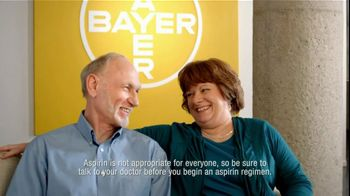 Bayer TV Spot For Aspirin Regimen Chewable