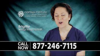 Cortiva Institute Massage School TV Spot, 'Graduates' - Thumbnail 9