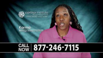 Cortiva Institute Massage School TV Spot, 'Graduates' - Thumbnail 1