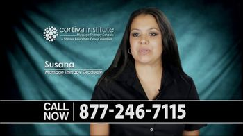 Cortiva Institute Massage School TV Spot, 'Graduates' - Thumbnail 2