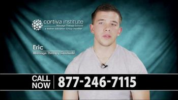 Cortiva Institute Massage School TV Spot, 'Graduates' - Thumbnail 3