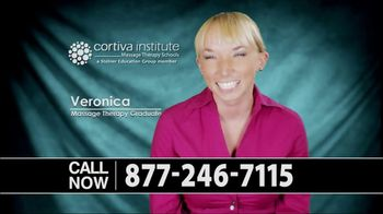 Cortiva Institute Massage School TV Spot, 'Graduates'