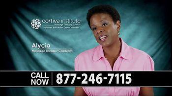 Cortiva Institute Massage School TV Spot, 'Graduates' - Thumbnail 6