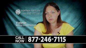 Cortiva Institute Massage School TV Spot, 'Graduates' - Thumbnail 7