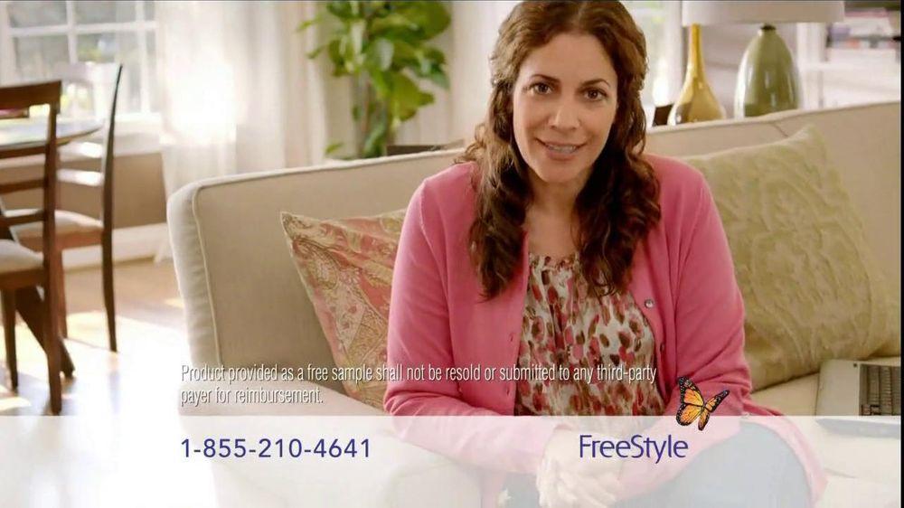Abbott Laboratories TV Commercial For FreeStyle Lite Test Strips