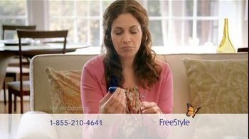 Abbott Laboratories TV Spot For FreeStyle Lite Test Strips - Thumbnail 3