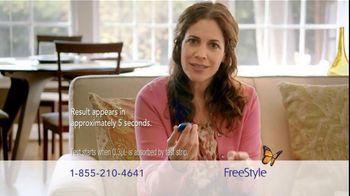 Abbott Laboratories TV Spot For FreeStyle Lite Test Strips - Thumbnail 4