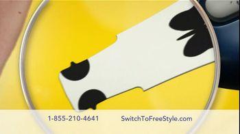 Abbott Laboratories TV Spot For FreeStyle Lite Test Strips - Thumbnail 6