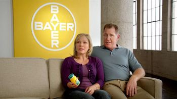 Bayer TV Spot For Bayer Low Dose Aspirin