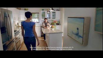 Lowe's TV Spot For Cabinets and Appliances - 4 commercial airings