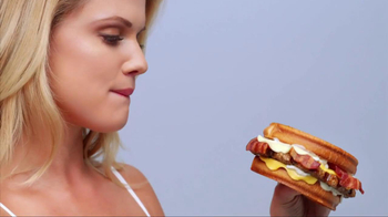 Carl's Jr Grilled Cheese Bacon Burger TV Spot