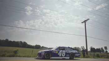 NASCAR/Grand-Am Road Racing TV Spot ForJimmie Johnson's Porcupine  - Thumbnail 6