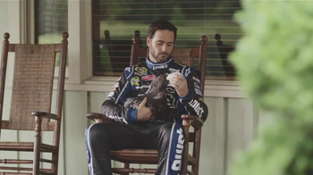 NASCAR/Grand-Am Road Racing TV Spot ForJimmie Johnson's Porcupine